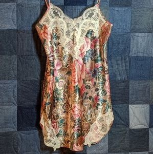 Victoria's Secret silky gown
